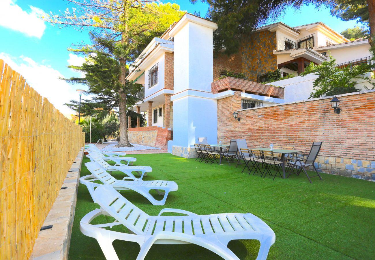 Villa en Málaga - Villa San Francisco 15PAX