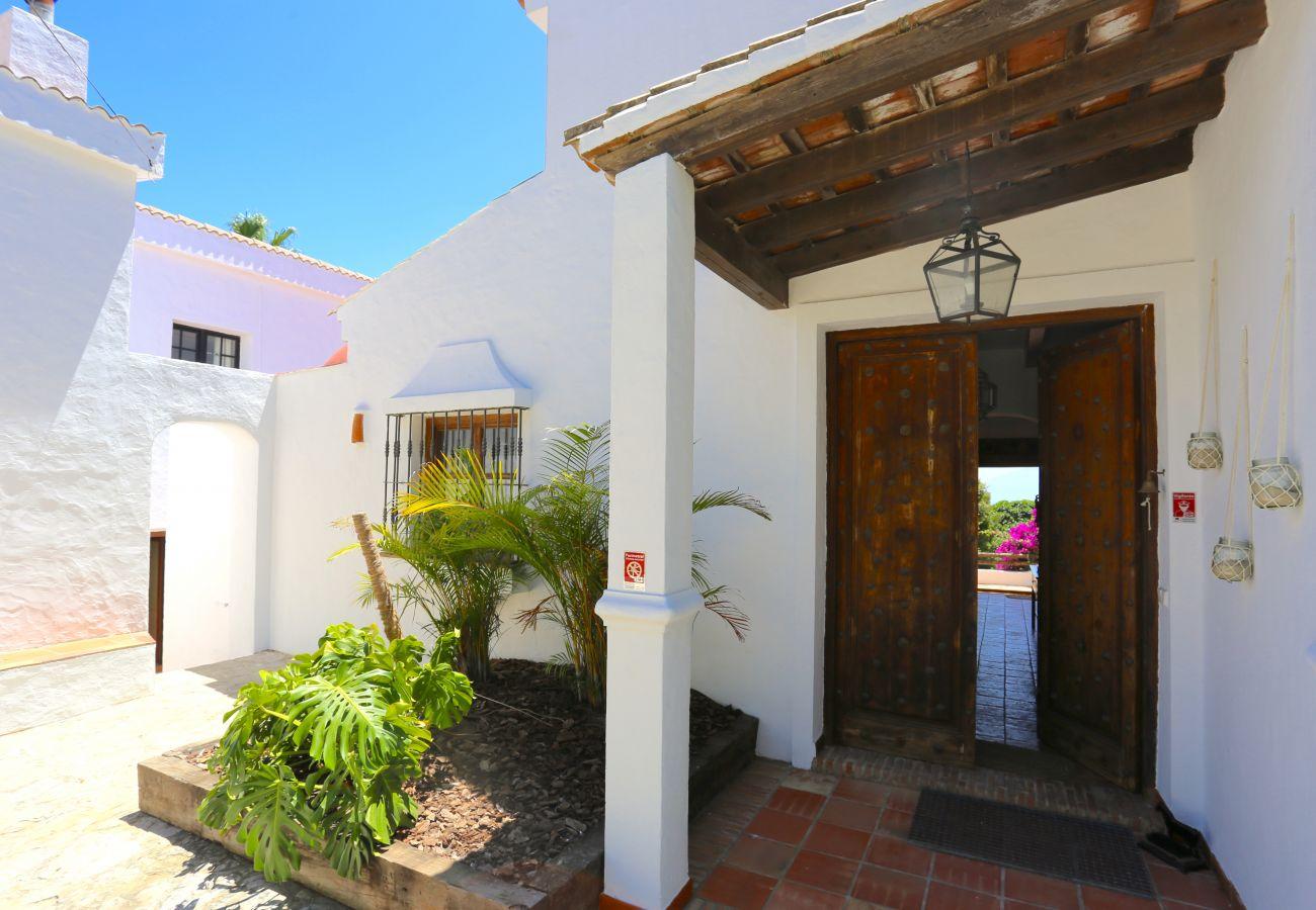 Villa en Tarifa - VILLA EL SUSPIRO Tarifa 15PAX