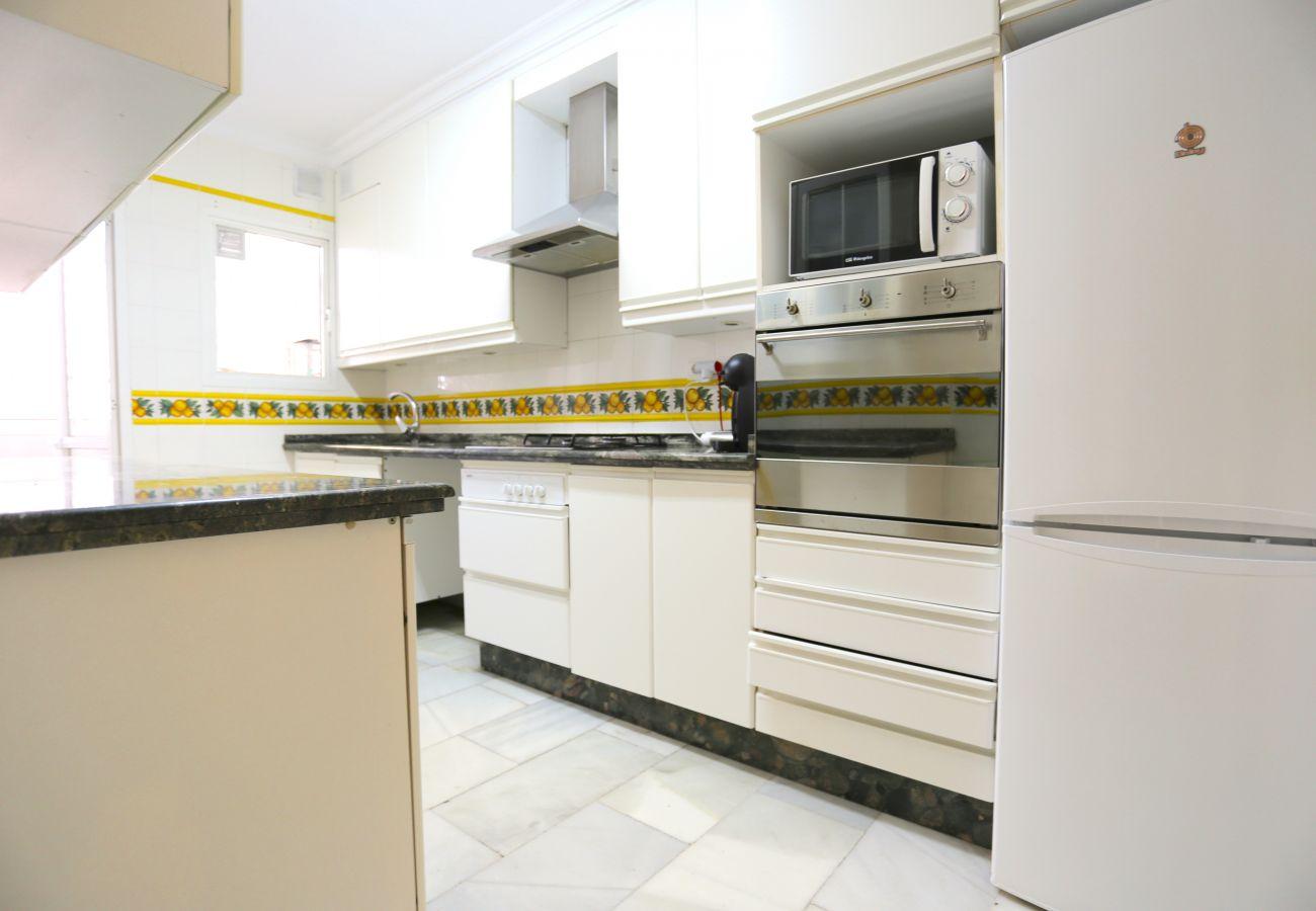 Apartamento en Málaga - MIRAMAR Premium Apartment 6PAX