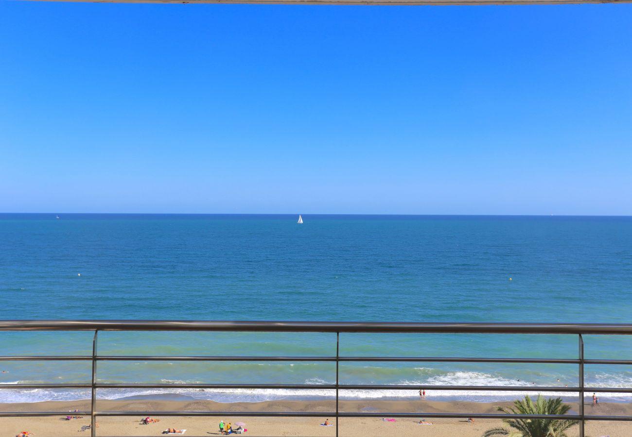 Apartamento en Málaga - PACIFICO SKYLINE Premium Penthouse 6PAX