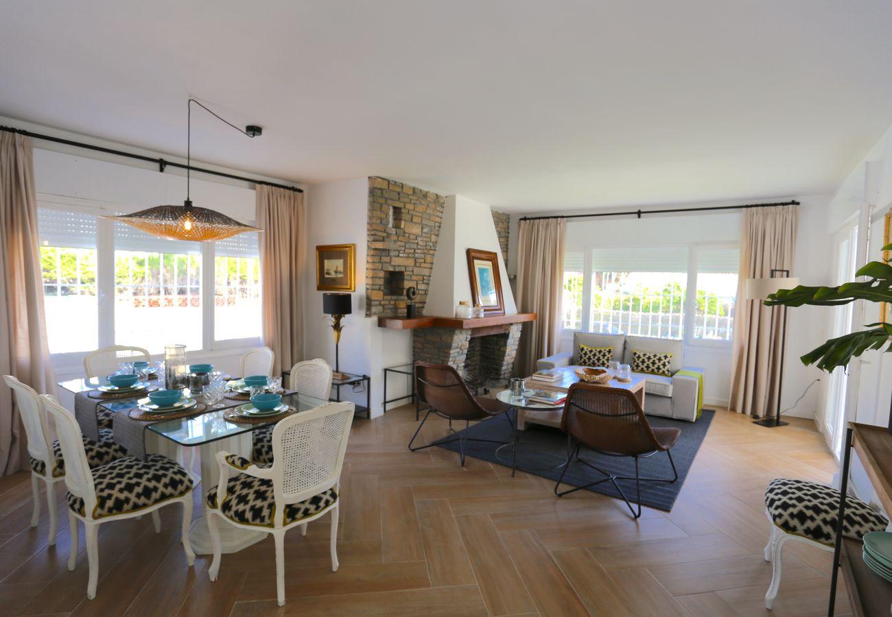 Villa en Rincón de la Victoria - VILLA LUNA Beach Premium 9PAX