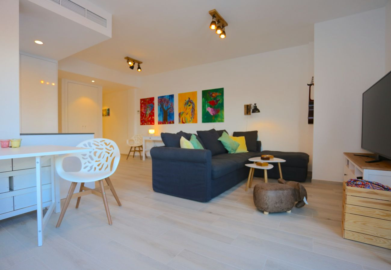 Apartamento en Málaga - MALAGA COLORS City Apartment 4PAX