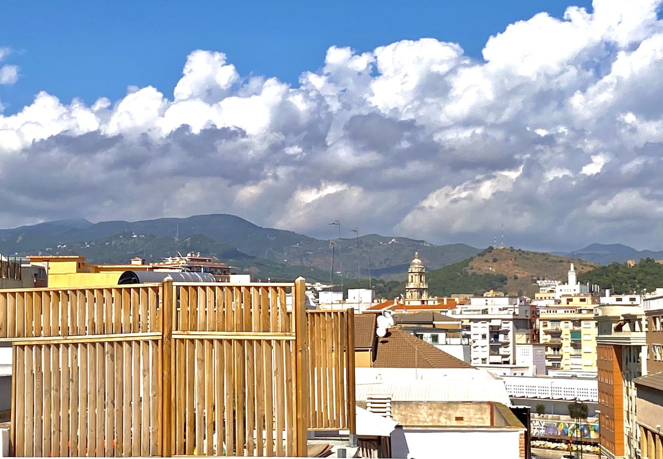 Apartamento en Málaga - MALAGA COLORS City Apartment 4PAX
