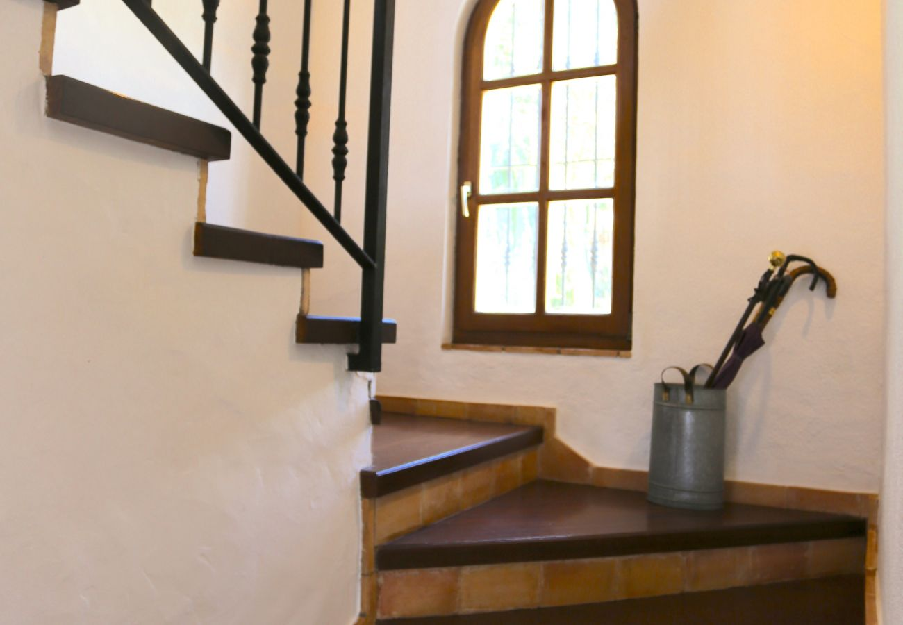 Villa in Tarifa - VILLA EL SUSPIRO Tarifa 15PAX