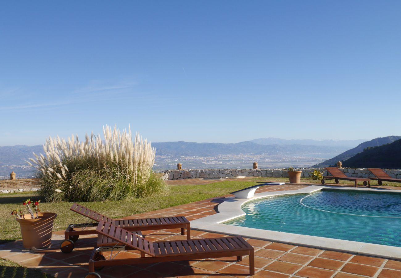 Villa in Alhaurin de la Torre - LAS BREÑAS Premium Rural Villa 4PAX