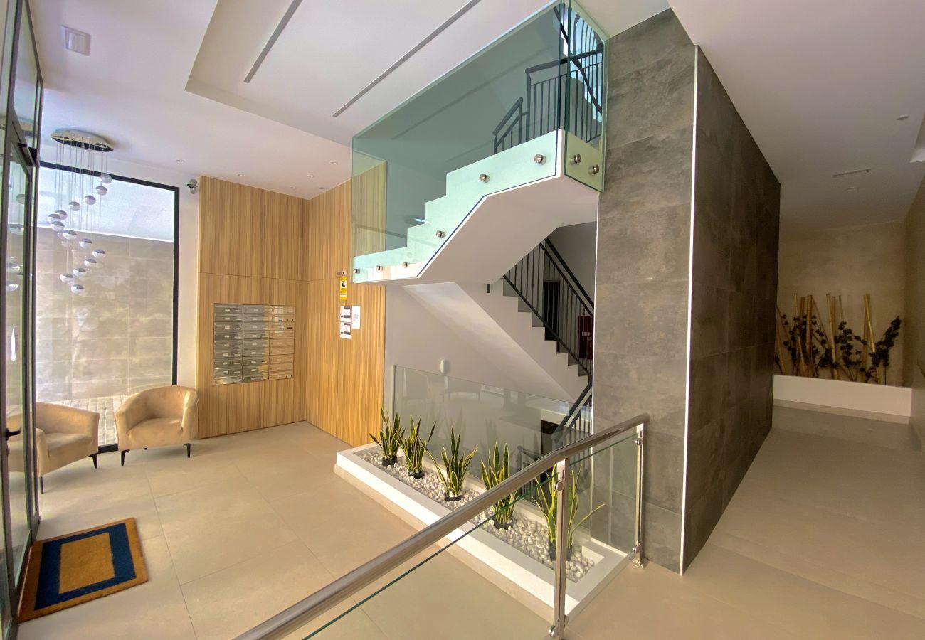 Apartment in Málaga - MALAGA COLORS City Apartment 4PAX